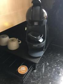 Delonghi coffee to cup machine