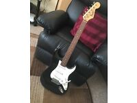 Fender Squier Strat Guitar