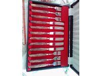 Retro cutlery set