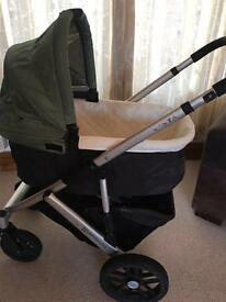 UPPABABY Vista Pram System in Excellent Condition
