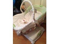 Fisher price rocking crib £30
