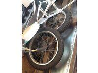 OSSA Mick Andrews Replica Trials Bike