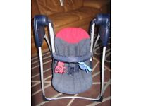 Baby Swing (for ages 2 week - 12 months). In a good condition.