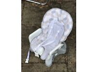 Baby Strap on High Chair by Fisher Price