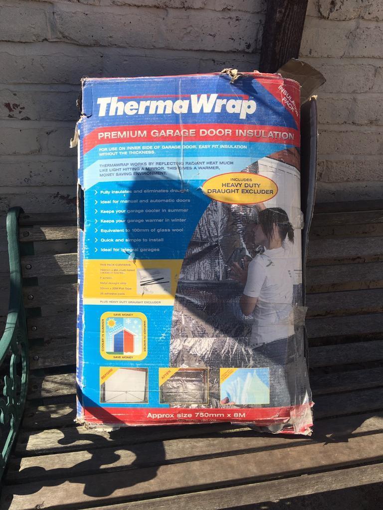 Thermawrap Garage Door Insulation In Liverpool Merseyside Gumtree