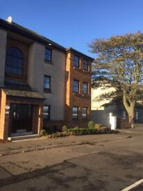 Two bedroomed 1st floor flat for rent in Musselburgh