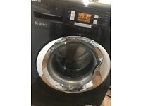 Beko black edition 9kg timer display strong efficient and relaible washing machine