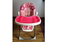 Cosatto High Chair