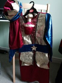 Childs King / Wiseman Fancy Dress Costume