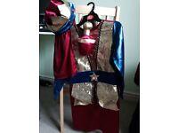 Childs King / Wiseman Fancy Dress Costume