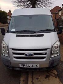 £3, 850 Ford Transit 2.2 TDCi Duratorq 280 Medium Roof Van 3dr (SWB)