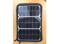 Voltaic Fuse 10W Solar Laptop Charger (any phone,tablets,battery)