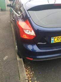 Mk3 Ford Focus taillight very good condition,passenger side non led