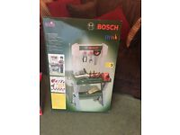 Bosch work bench and remote control car !