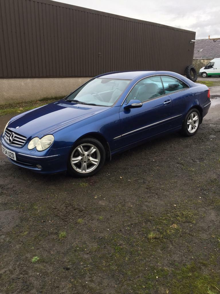 mercedes clk 200 kompressor avantgarde 2005 auto in paisley renfrewshire gumtree. Black Bedroom Furniture Sets. Home Design Ideas