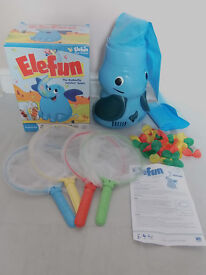 Elefun the butterfly catching game