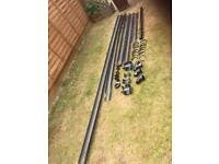 Guttering and fixtures new & used