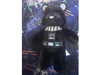 Star Wars talking build a bear