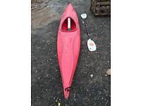 Perception kayak