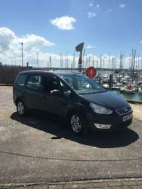 Dark Grey Ford galaxy 2011 diesel 7 seater