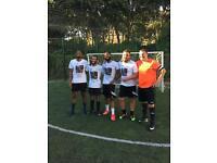 Experience footballer