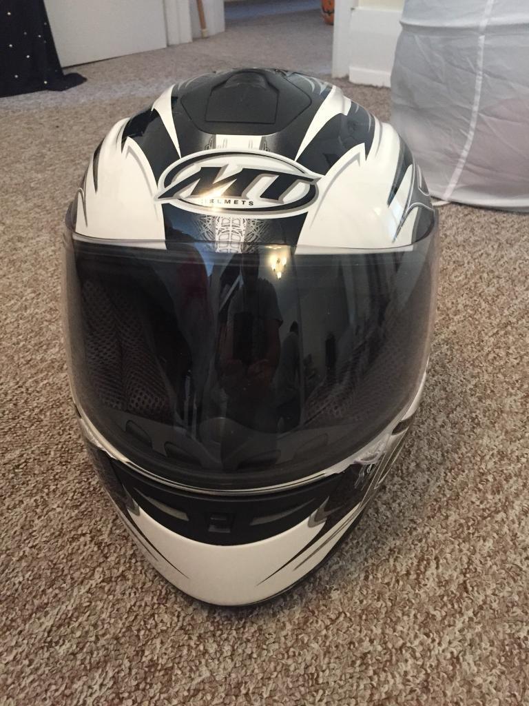 MT motorcycle helmet - small