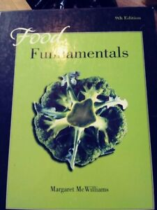 Food Commodities textbook