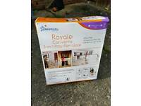 Dreambaby Royal Coverta 3 In 1 Play Pen Room Divider Baby Gate Hearth Gate