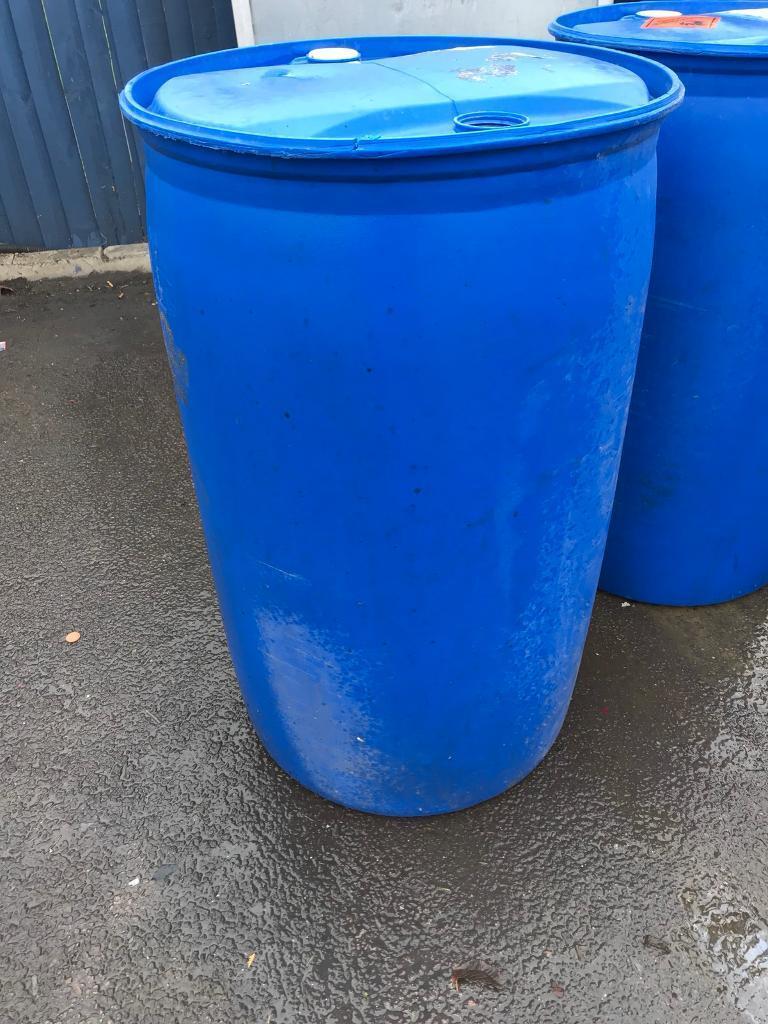 200L Barrels