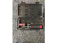 MAC tools ratcheting screwdriver set