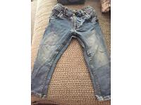 2 pairs boys 6-9 Early days & Mothercare