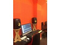 Music Recording Studio Available for Private use, based in Ashford, Kent
