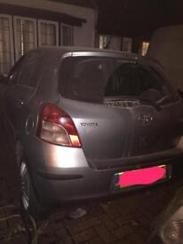 Toyota Yaris 2006 breaking