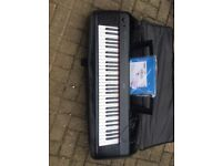 Yamaha Piagerro NP-11 keyboard