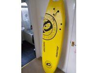 6ft soft surfboard