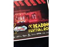 Weekend ticket reading festival 2017