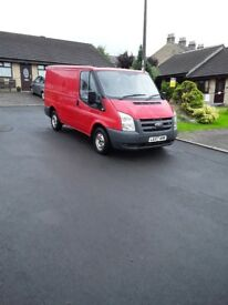 2007 57 FORD TRANSIT T260 TDCI SWB PANEL VAN EXCELLENT ENGINE AND GEARBOX