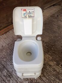 Camping / boat / portable toilet