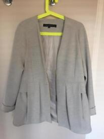 French Connection women's jacket- size 12