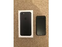 iPhone 7 Black 32gb – Boxed/Unlocked