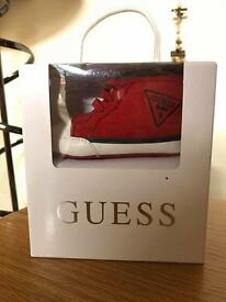 Guess Infant Shoes Brand New
