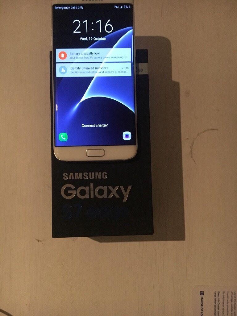 Selling Samsung galaxy s7 egde