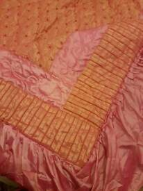 King size bed sheet/ wedding bed sheet/ fancy bedding