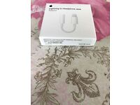 10x Apple Lightning to 3.5mm Headphone Jack Adapter For iphone 11, X, 8, 7,6, 5 Models
