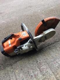 Disccutter stihl ts400