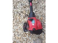 Sovereign petrol strimmer 16'' 25cc engine - works well