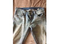 Hardly worn Ralph Lauren jeans