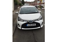 Toyota Yaris Hybrid in an excellent condition only reason for selling relocating out of UK