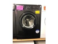 BEKO 7KG DIGITAL SCREEN WASHING MACHINE IN BLACK