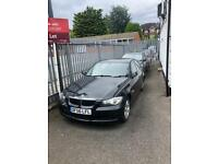 BMW 320. Timing chain fault spares or repairs
